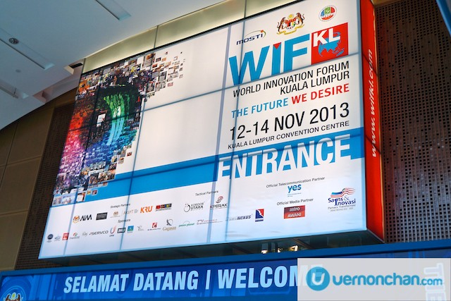 The World Innovation Forum Kuala Lumpur (WIF-KL) 2013 Revisited