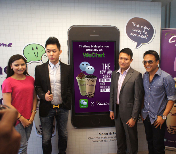 WeChat-Chatime