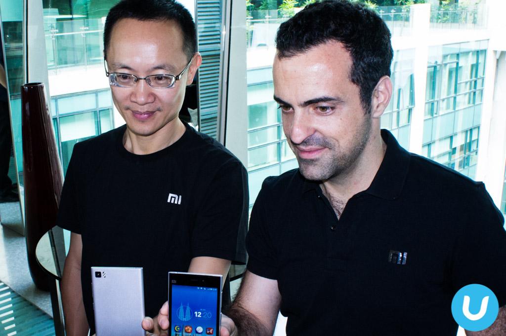 Bin Lin + Hugo Barra