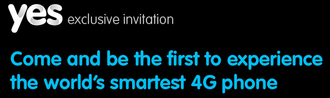 Yes 4G smartphone