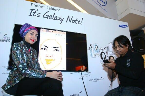 Yuna-Samsung Note 7