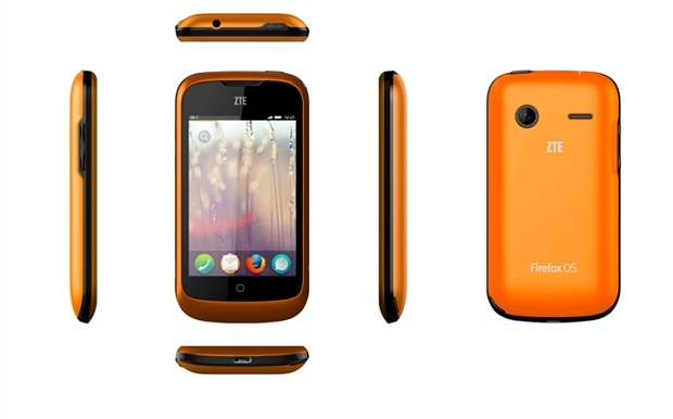 ZTE to Offer ZTE Open Firefox OS Phone on eBay US and UK