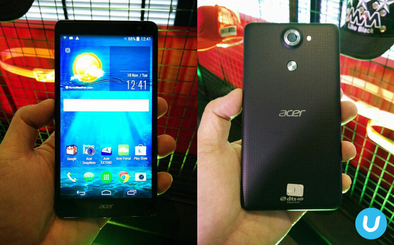 Acer Expands Liquid Portfolio In Malaysia With X1 Jade And Z500
