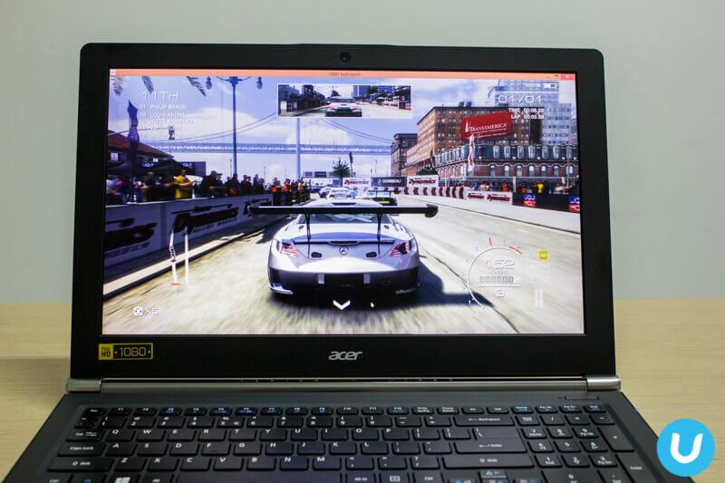 Acer Aspire Nitro V unboxing