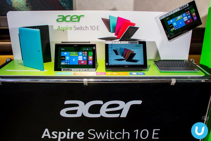 Acer Concept Store launch