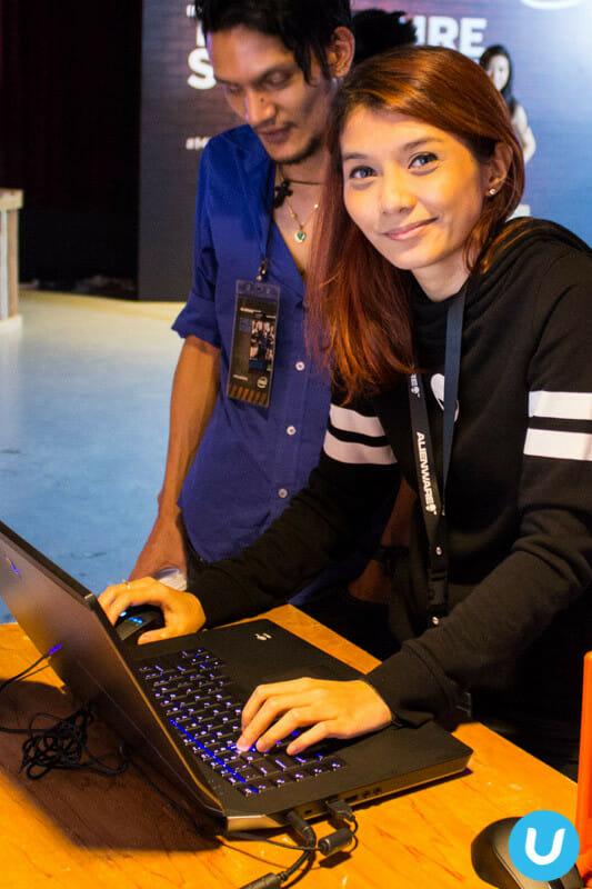Pro-gamer Ramona Azween