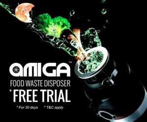 FreundGlobal: Amiga Food Waste Disposer
