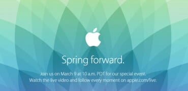 "Apple ""Spring Forward"" Event"