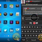Unofficial BlackBerry OS 10.3.140 for Z10 (STL100-3) leaked