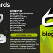 #blogrrr Awards 2013 Finalists