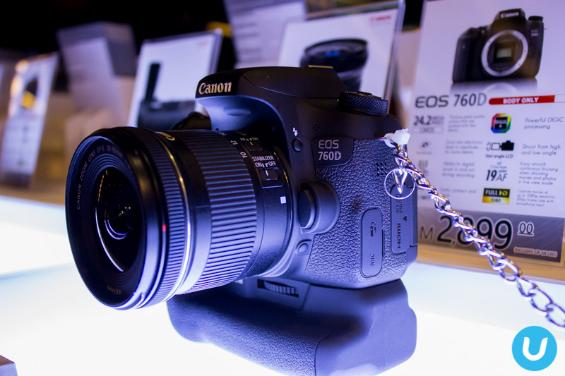 81d24df5363194 Canon releases EOS 760D and EOS 750D entry-level DSLRs, and Connect ...