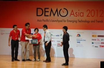 DEMO Asia 2012