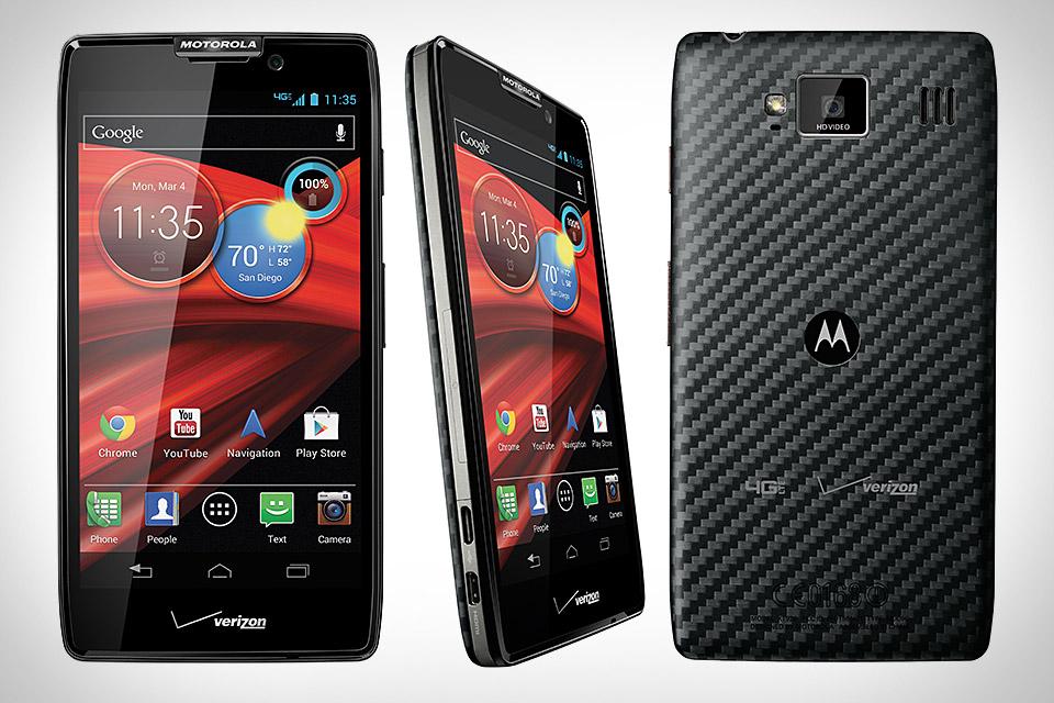 Motorola Droid MAXX HD