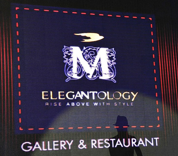 Elegantology Gallery & Restaurant Launch