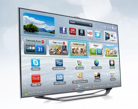 LED TV es8000