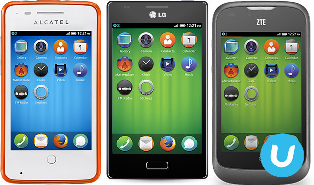 Firefox OS devices