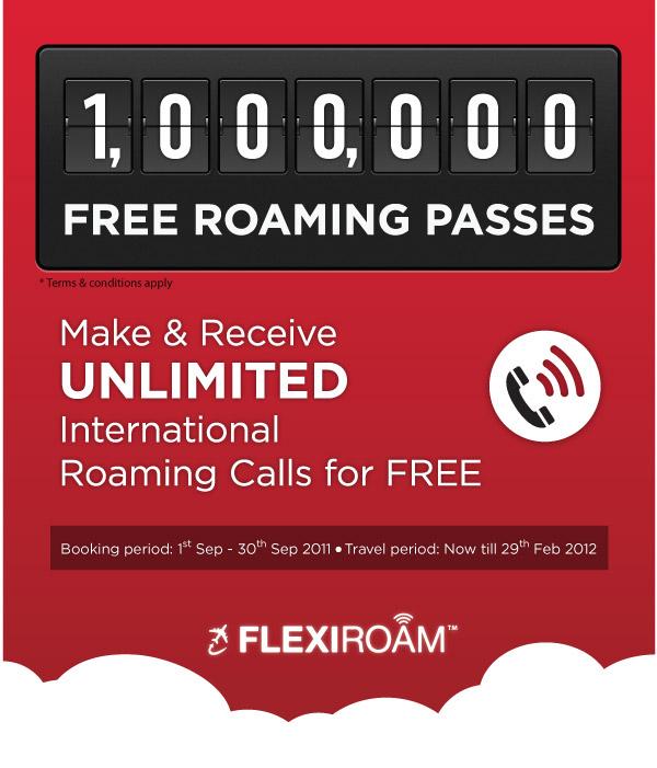 flexiroam-1mil-free-passes