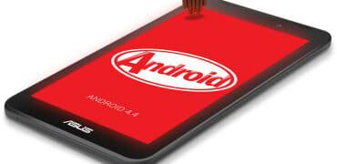 Fonepad 7 gets KitKat