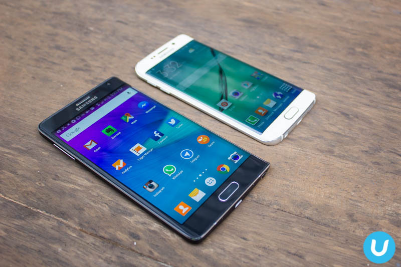 GALAXY S6 Edge review