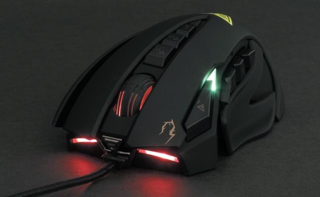 GAMDIAS GSM1100 Zeus pro edition eSports mouse continues to impress