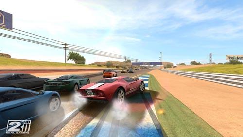 iPad Racing Games