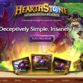 Blizzard's Hearthstone brings free-to-play fun
