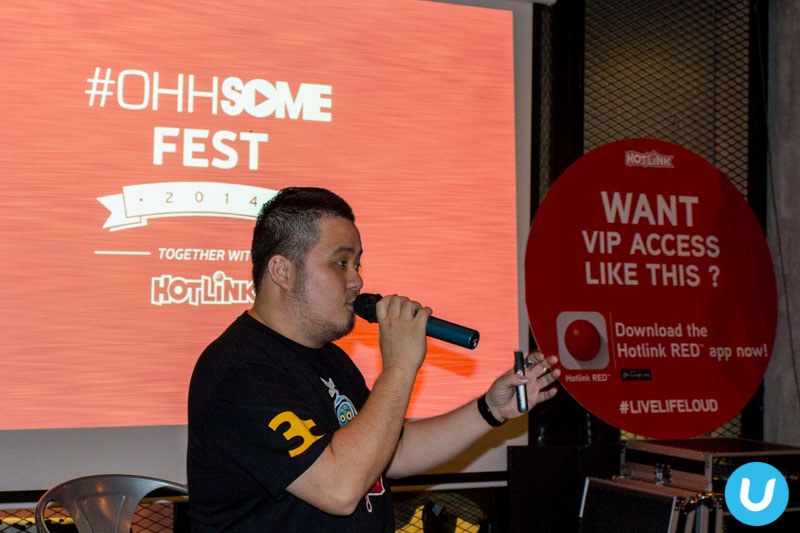 Hotlink #OHHSOME Fest