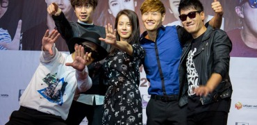 Running Man hosts
