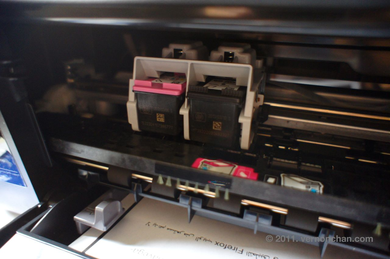HP Ink Advantage System K703