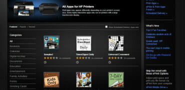HP Print Apps