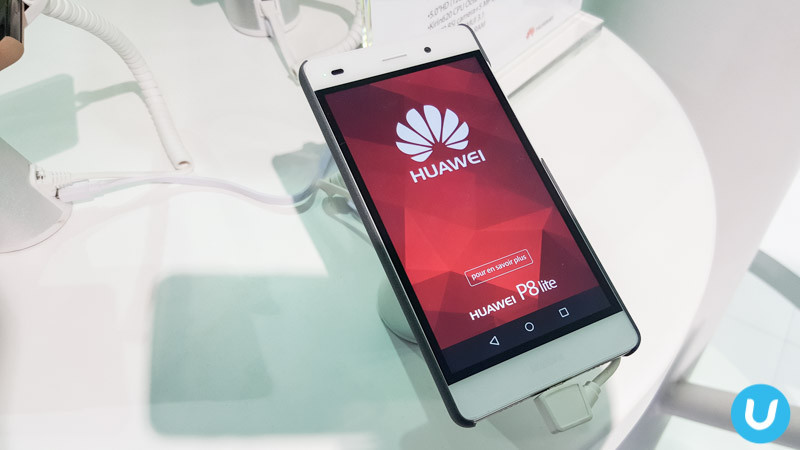 Huawei P8 launch