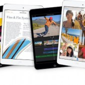 Apple iPad mini, Now with Retina Display, 64-bit Apple A7