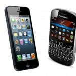 Apple iPhone 5 Vs Blackberry: What Are the Odds?