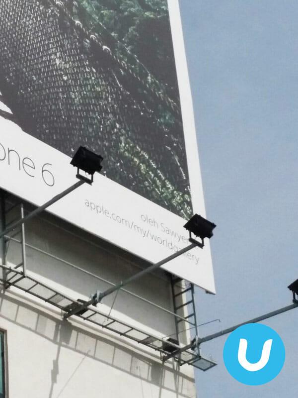 iPhone 6 ad