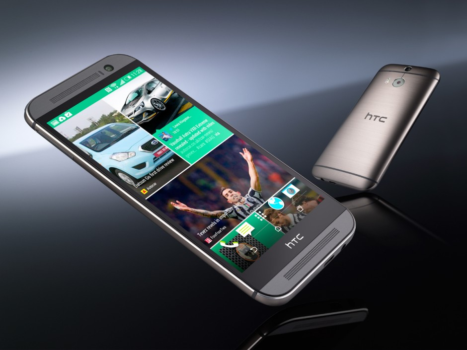 Here's a new one: HTC One M8 launched (updated)