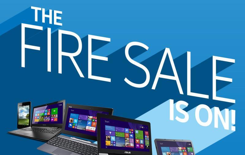 Intel Fire Sale