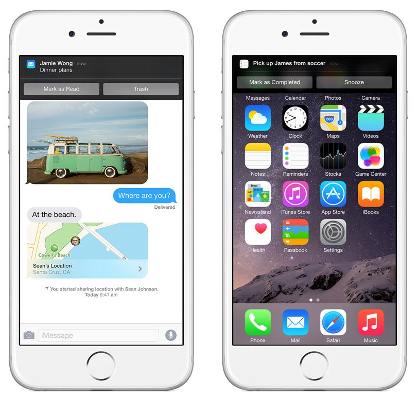 iOS 8 is now available – give your device some new tricks
