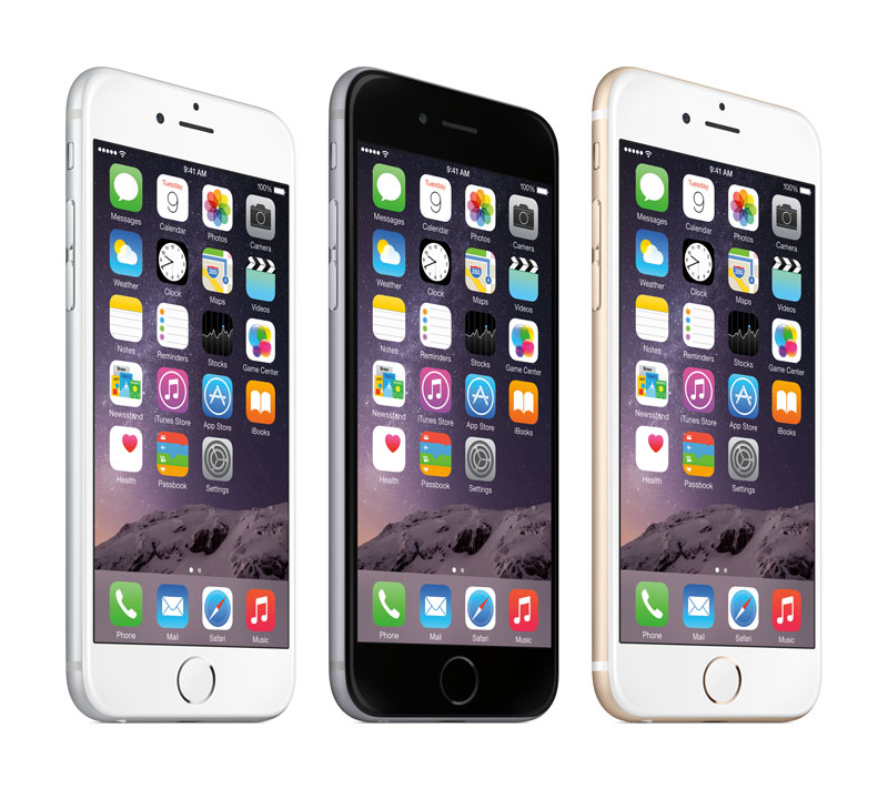 iPhone 6 sales top 10 million on first weekend, shatters records