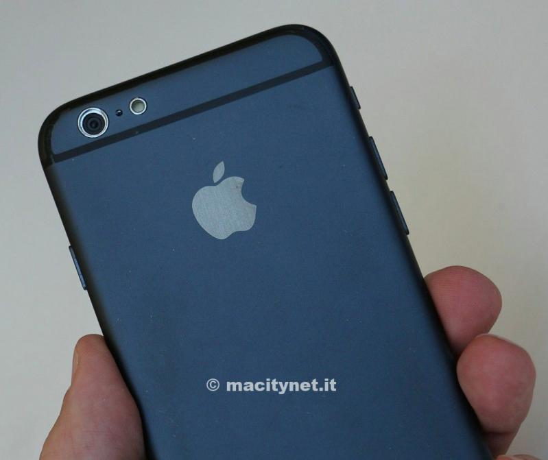 iPhone 6 mock