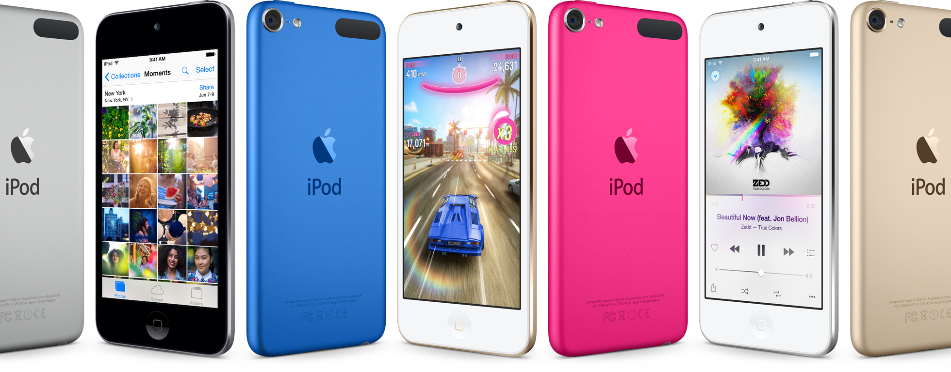 Apple refreshes iPod touch with A8 chip, cheapest iOS device to run Apple Music