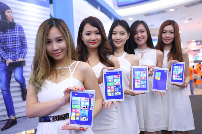 JOI 8 – Malaysia's first local branded, Intel-powered Windows 8.1 tablet debuts