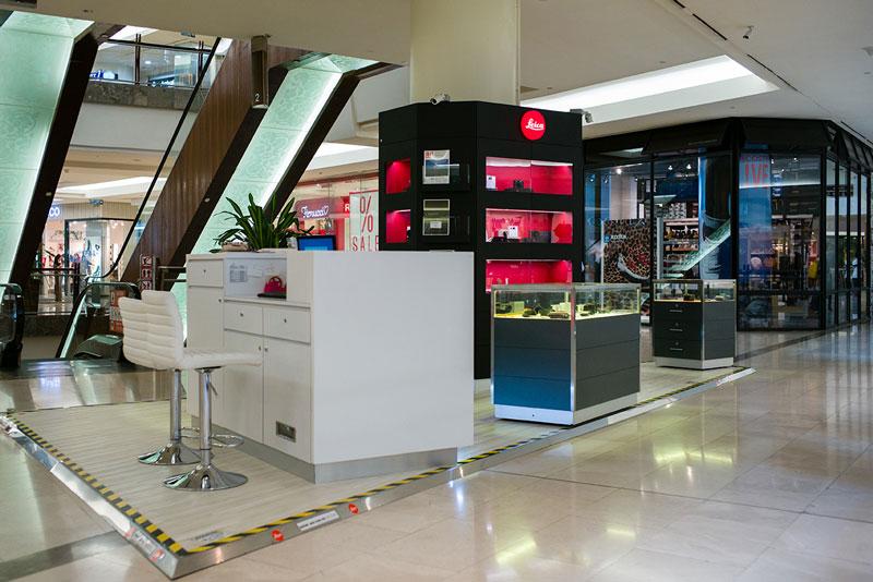 Leica Gardens Mall