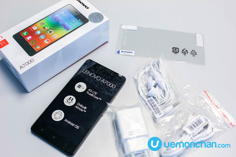 Lenovo A7000 Unboxing And First Impressions
