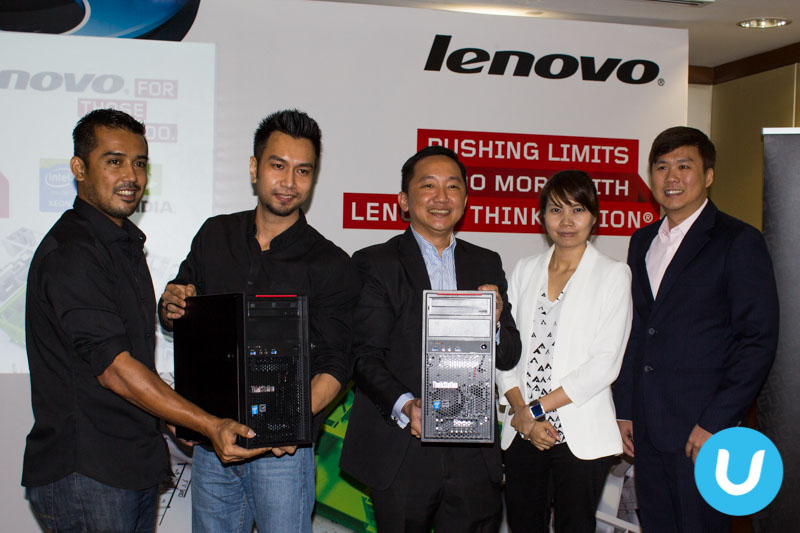 Lenovo launches ThinkStation P300 entry-level workstation