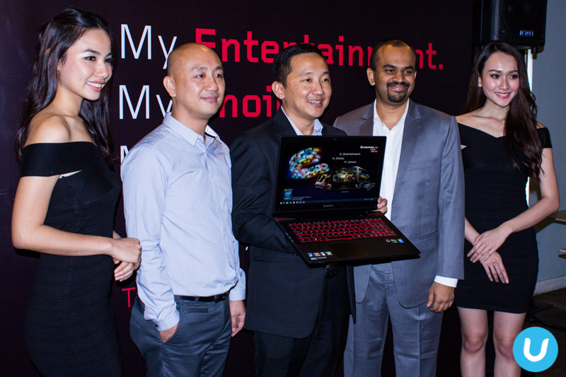 Lenovo rolls out new entertainment notebooks and AIOs