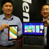 Lenovo debuts ThinkPad X1 Carbon Touch & ThinkPad Tablet 8 in Malaysia