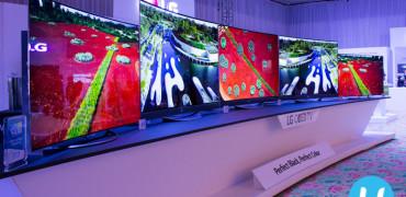 LG OLED TV InnoFest 2015