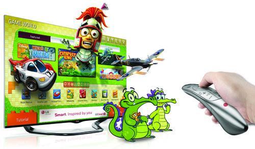 LG Smart TV Games