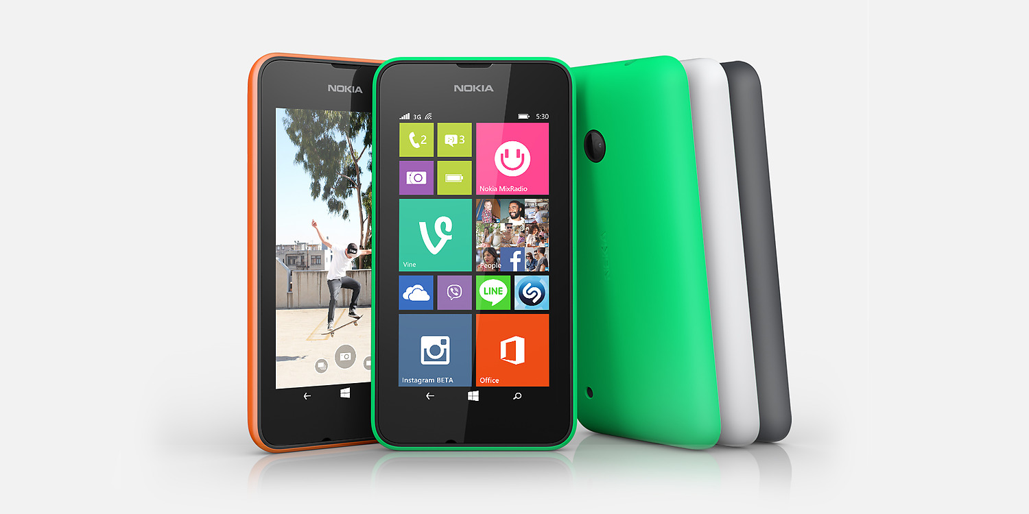 Lumia 530 redefines affordability at RM355, cheapest Lumia to date