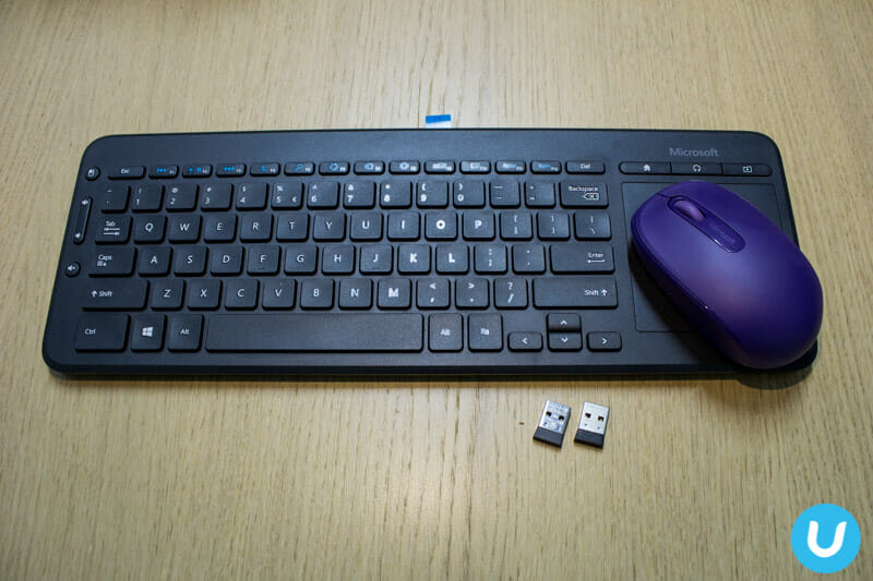 Review Microsoft All In One Media Keyboard The For Your Living Room